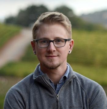 Adam Casto, Associate Winemaker